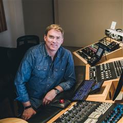 Host at Engine Room Audio