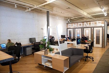 Makers Workspaces - Coworking
