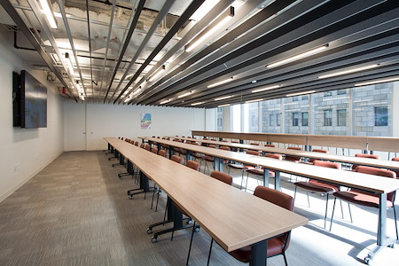Serendipity Labs New York - Financial District - Atlas Ideation Studio