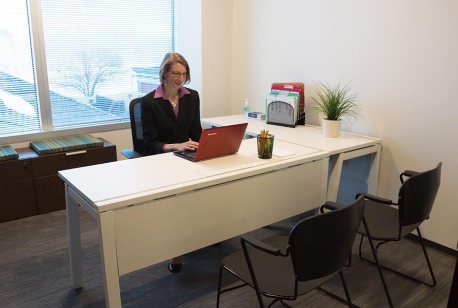Launch Workplaces - Bethesda - Office 121
