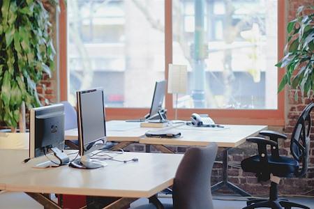 HiVE Vancouver Society - Permanent Executive Desk