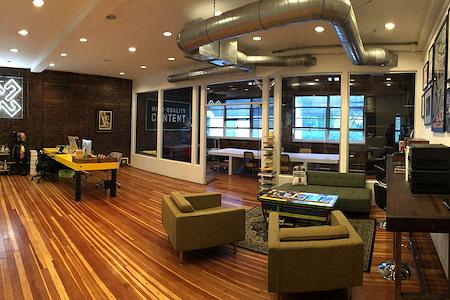 Hyper House Creative Collective - Open Desk 2