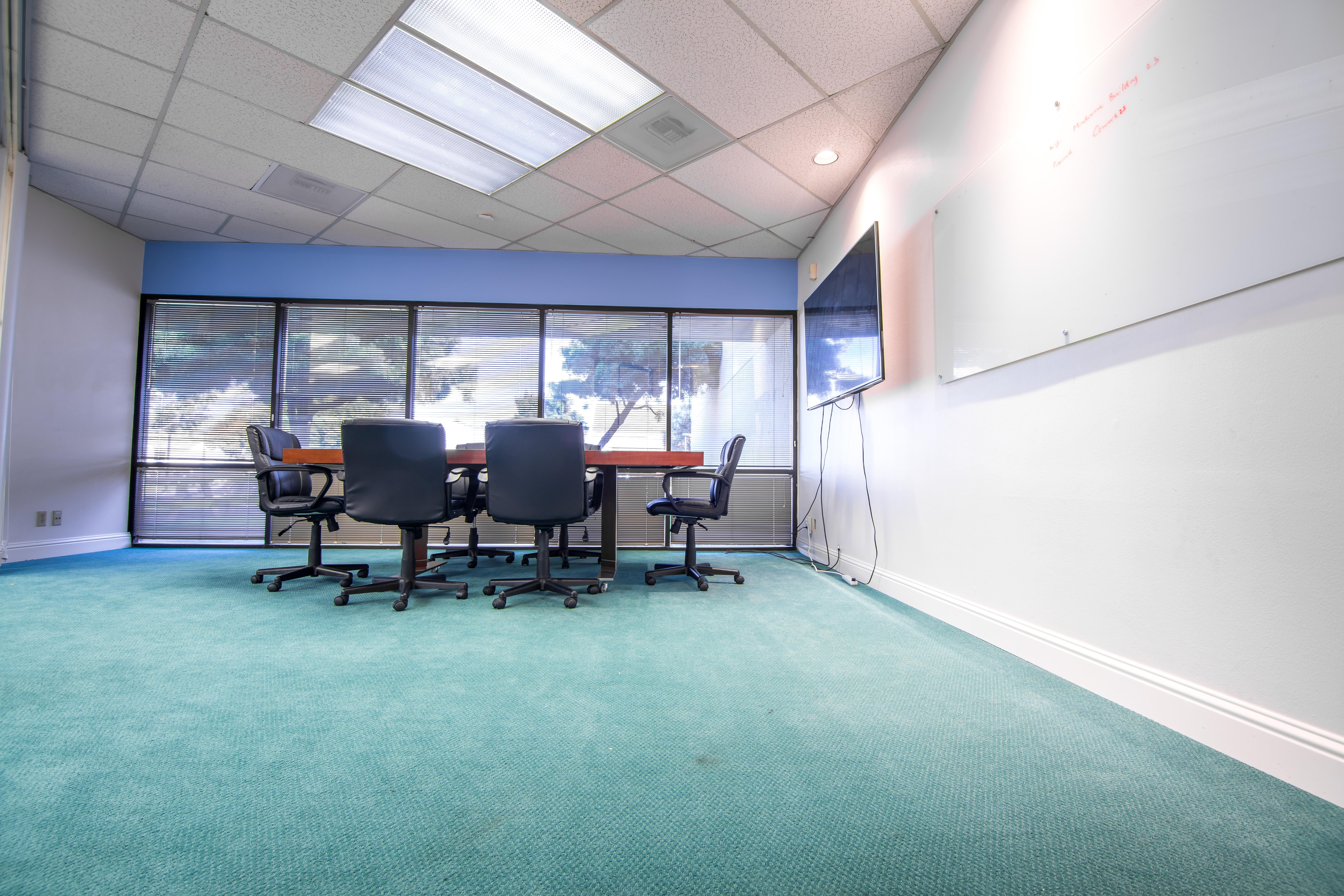 Mindrome Coworking Space and Private Office - Meeting Room