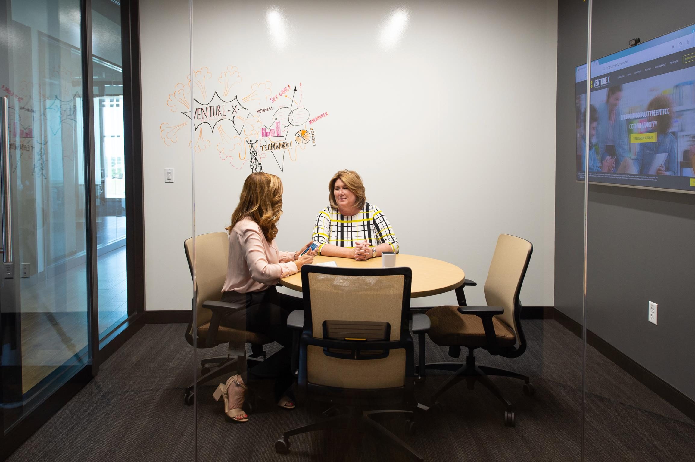 Venture X Plano - Star Meeting Room