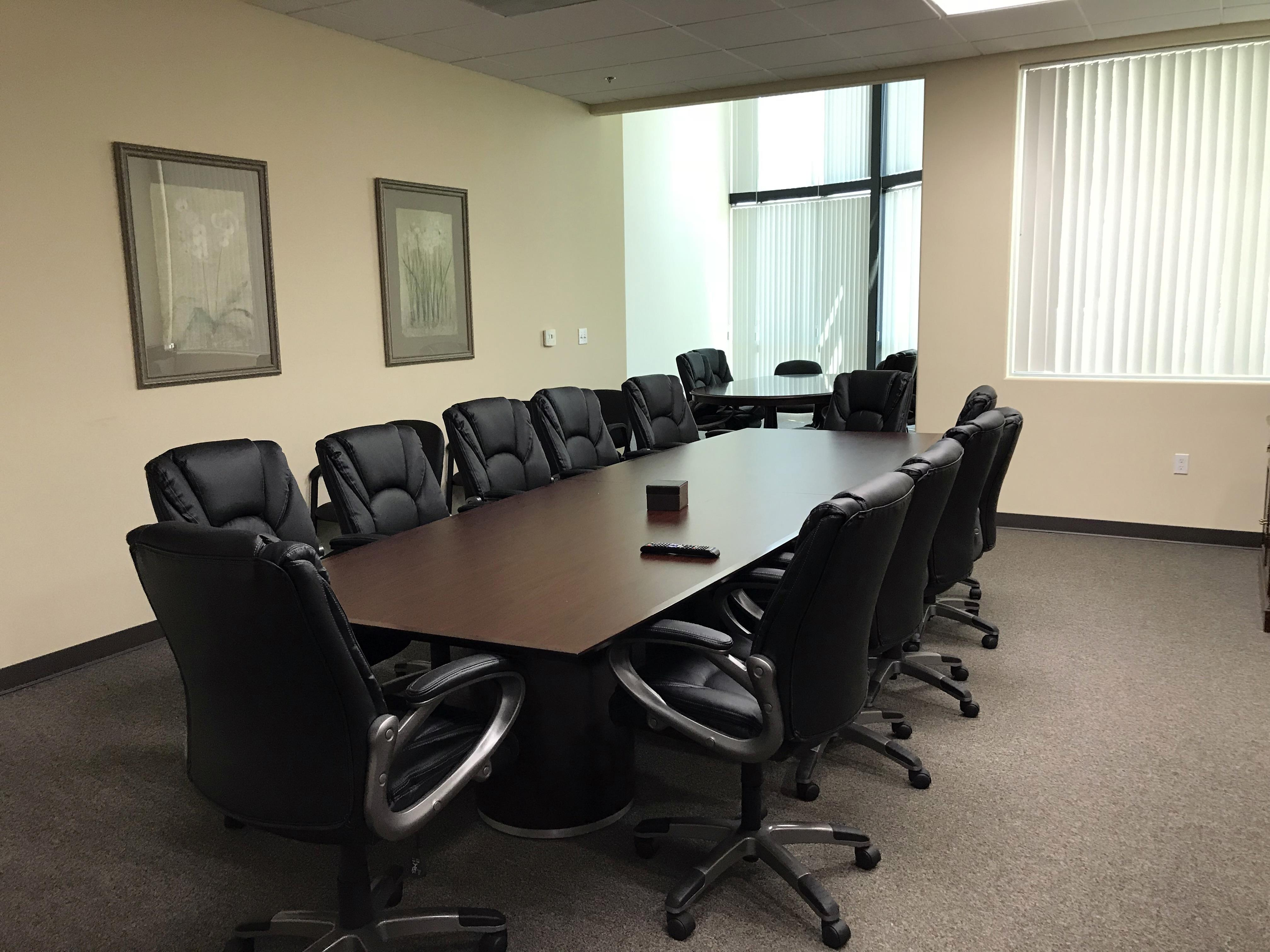 California Corporate Benefits - Conference Room