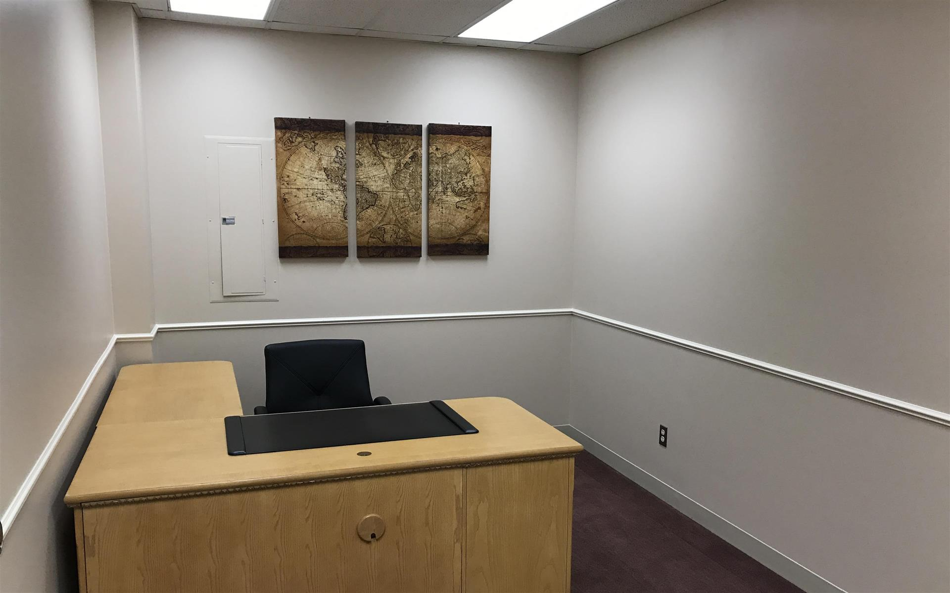 E. Garris Law Firm, LLC - Extra Office Space and Amenities