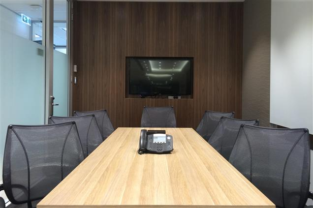 Compass Offices 1 O'Connell Street - Meeting Room - 8 pax