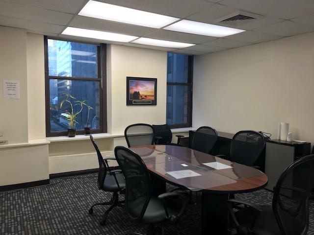 Corporate Power Inc. - Corner Unit Suite + Reception Area