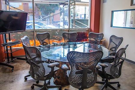 Impact Hub San Francisco - Meeting Room 1