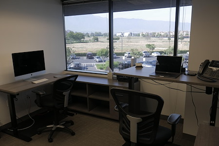 Tec-Refresh, Inc. - Private Office with Beautiful View