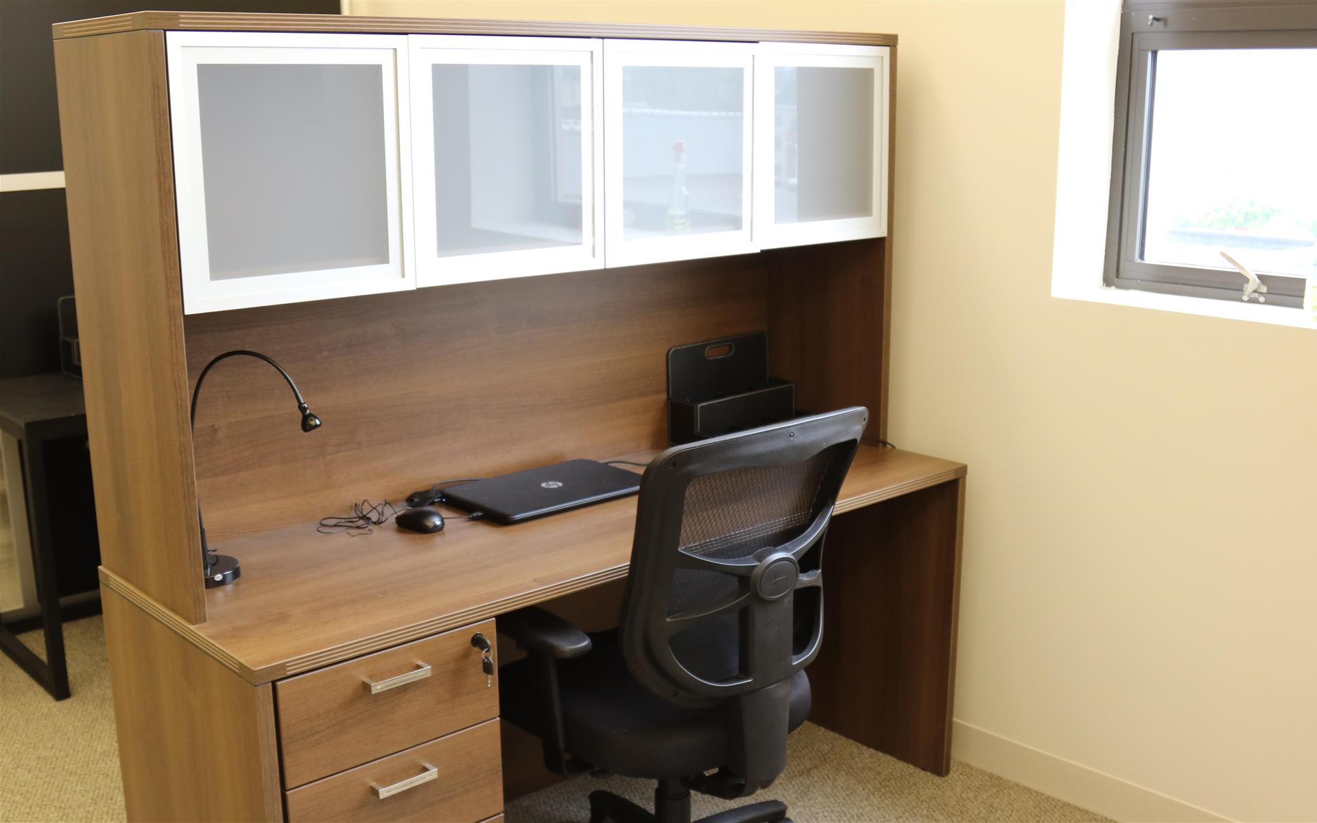 Mobile Innovation Space - Dedicated Desk