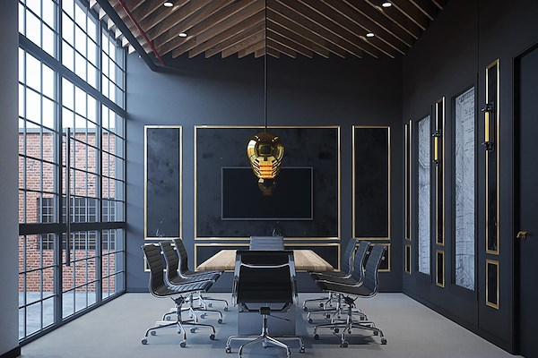 HESS Brooklyn - Large Office Space