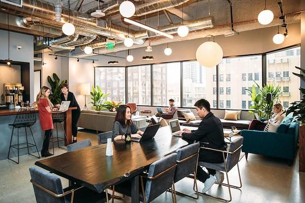 Industrious Minneapolis Downtown - Dedicated Desk 1