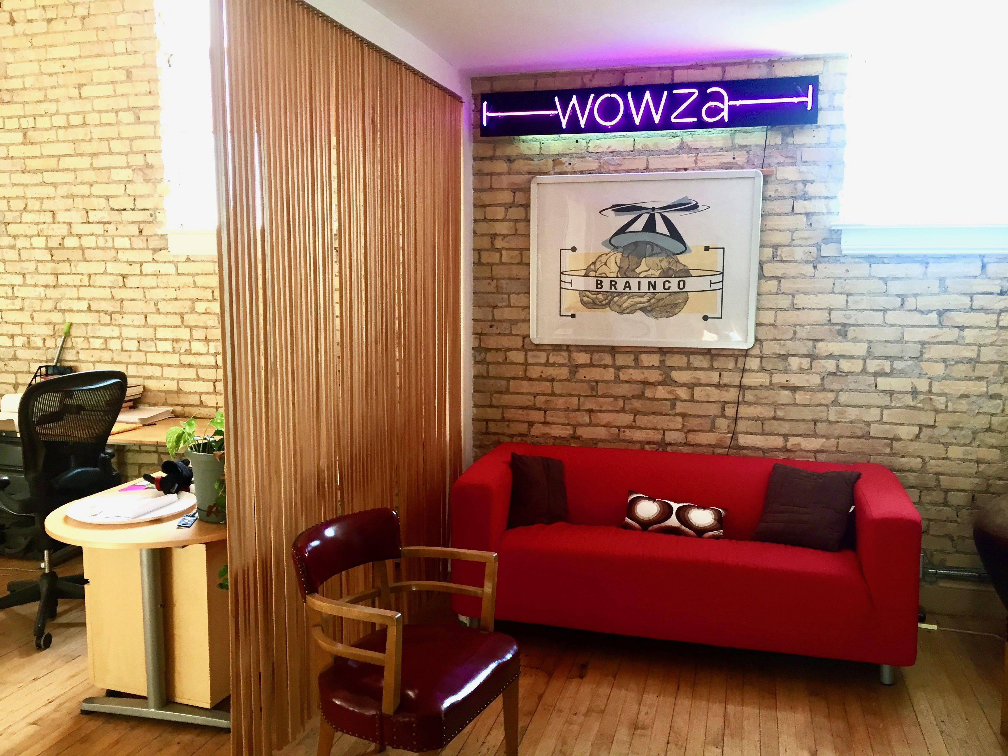 Wowza, Inc. - Affiliate space