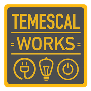 Logo of Temescal Works