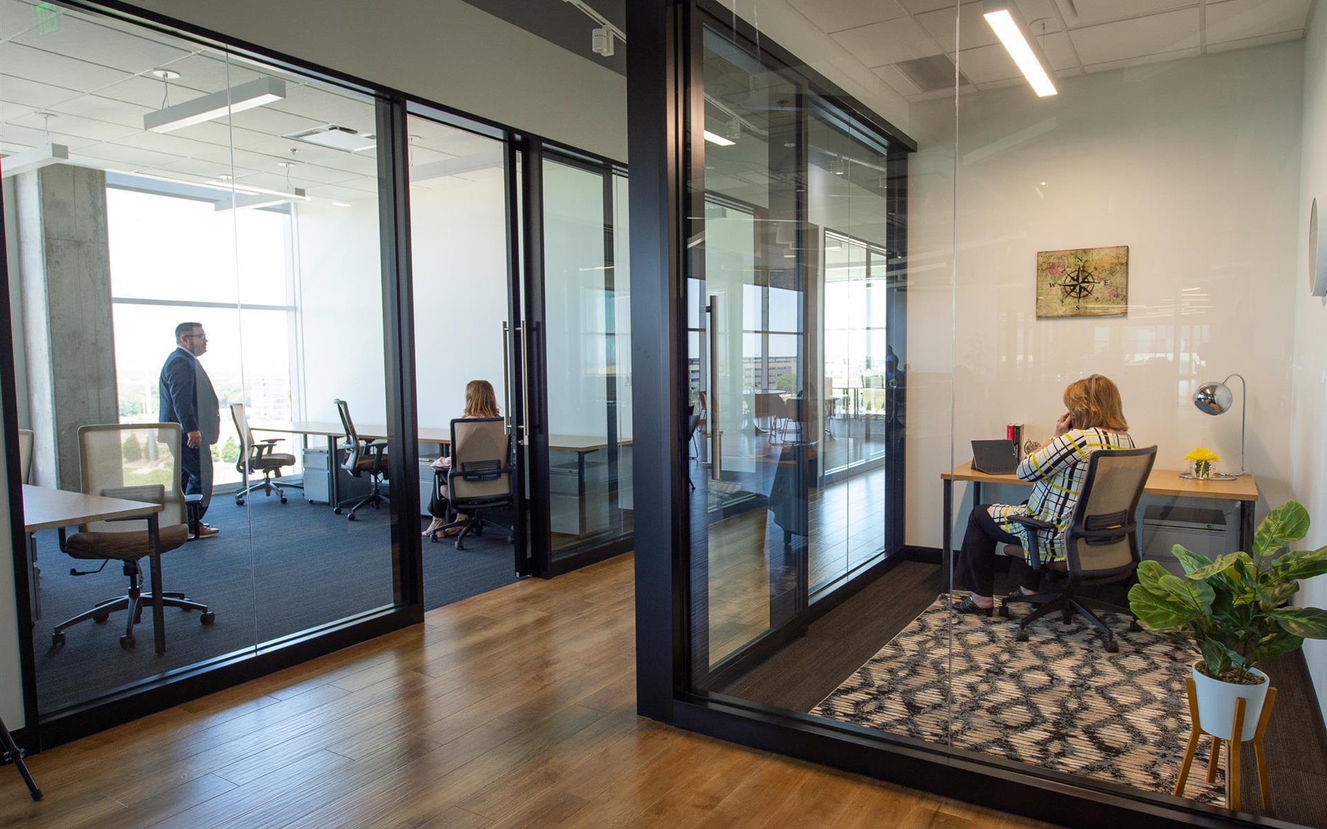 Venture X | Plano - Team Room