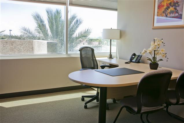 Intelligent Office - Las Vegas - Day Office