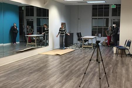 I Can Do That Theatre Company - Open Studio