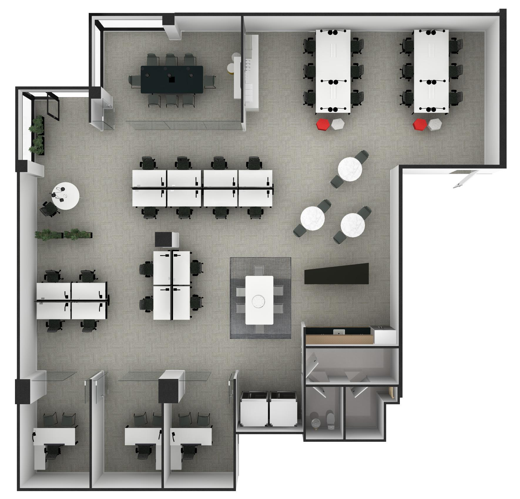 1900 Market Street | Brandywine - Suite 120 - altSpace