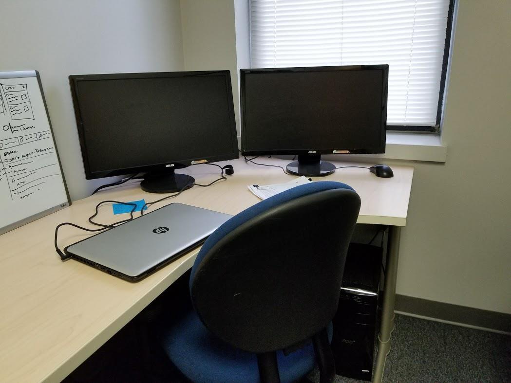 MTC Labs - Desk #2 (Fr 02 Dy)