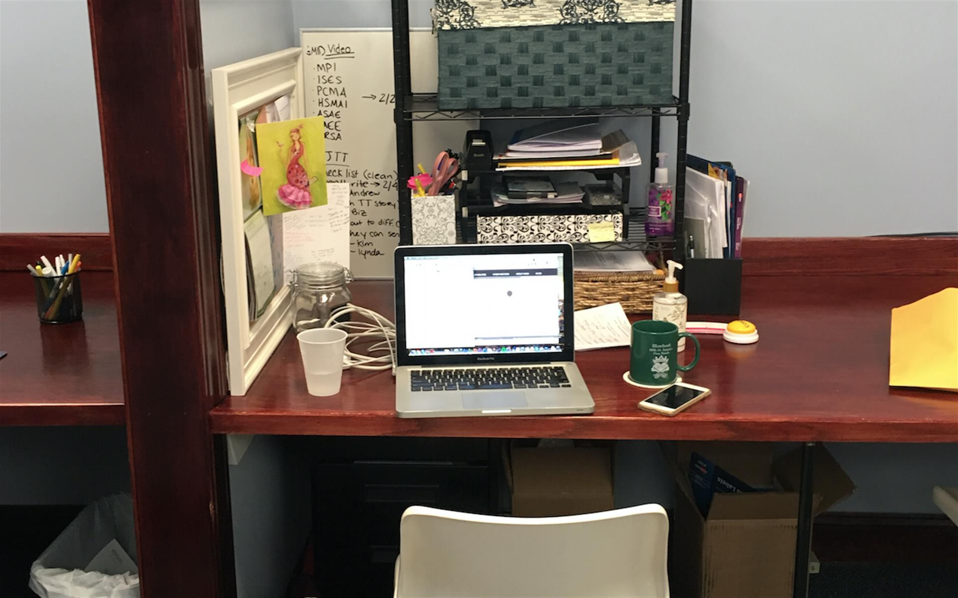 The CoWorking Space - CoWorking Hotspot Desk 6