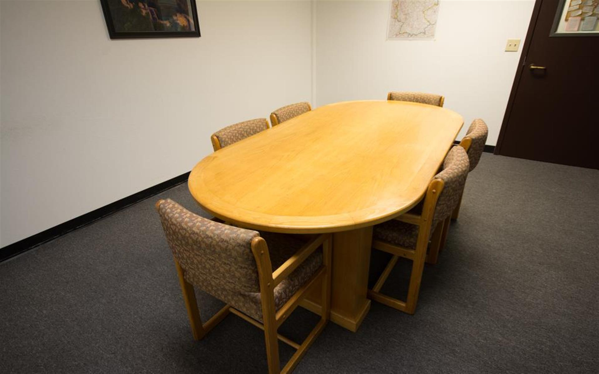 San Jose Learning Center - Small Conference Room