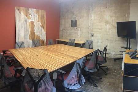Impact Hub San Francisco - Meeting Room 3