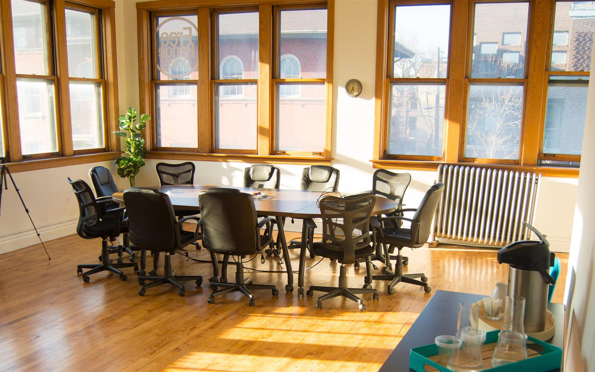 Free Range Office - Large Conference Room: 10-25 people