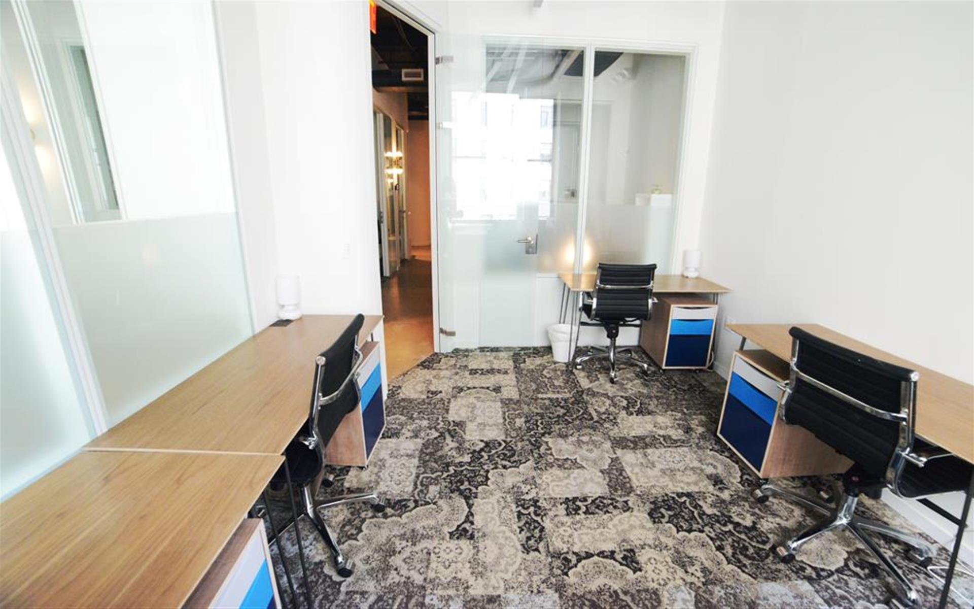Primary - Financial District - Office   10 Person