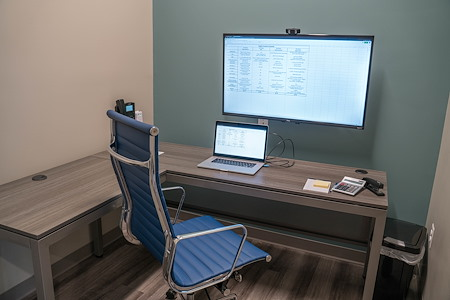 Smart Office at BWI - Smart Office 2