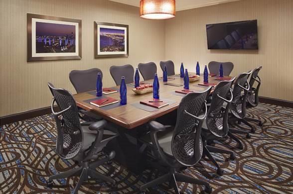 Hilton Garden Inn Los Angeles Redondo Beach - Riviera Boardroom
