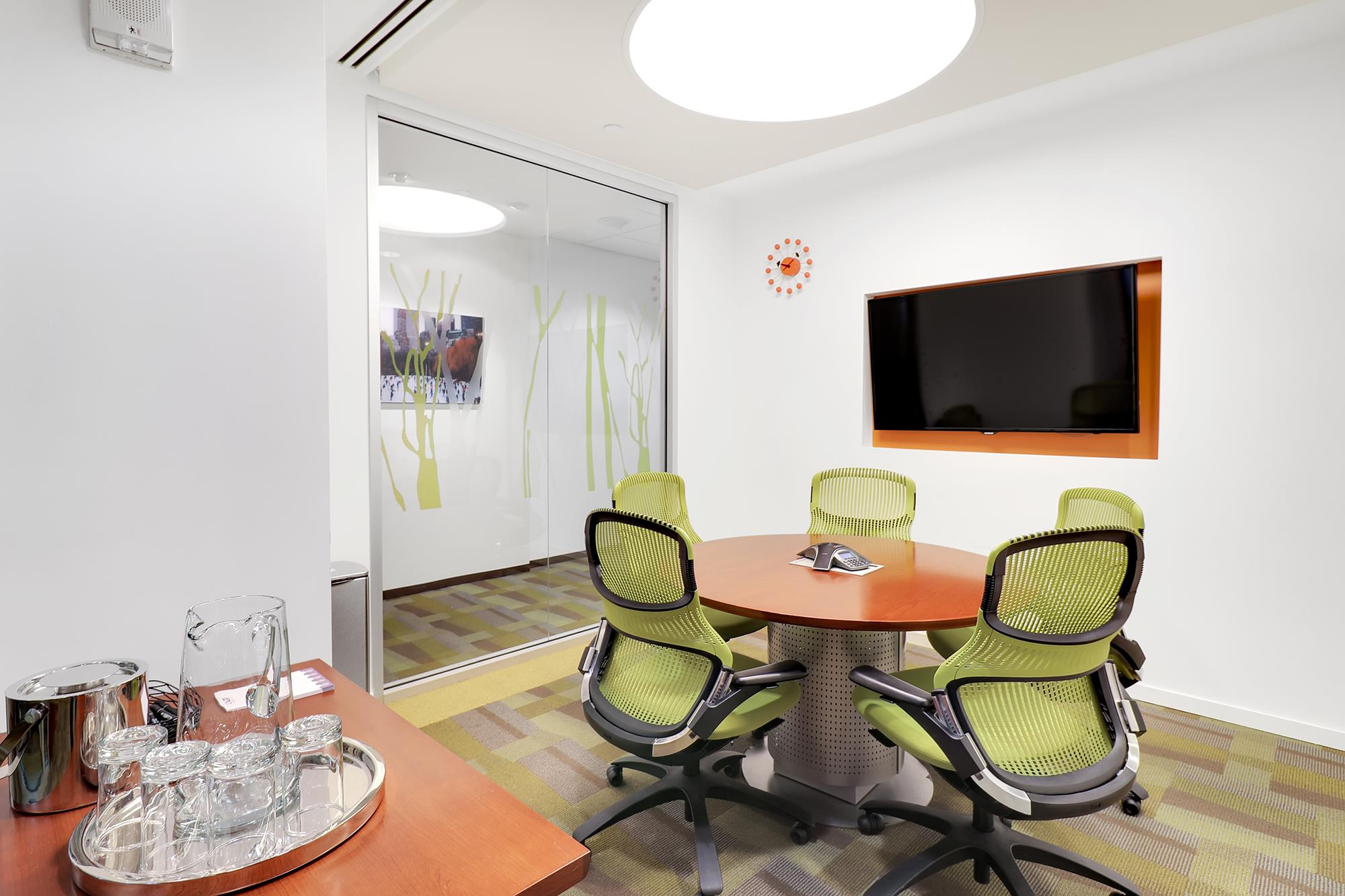 Carr Workplaces - Central Park - The Plaza Room