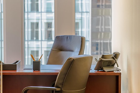 Servcorp Washington DC 1717 Pennsylvania Ave - Private Office with Views