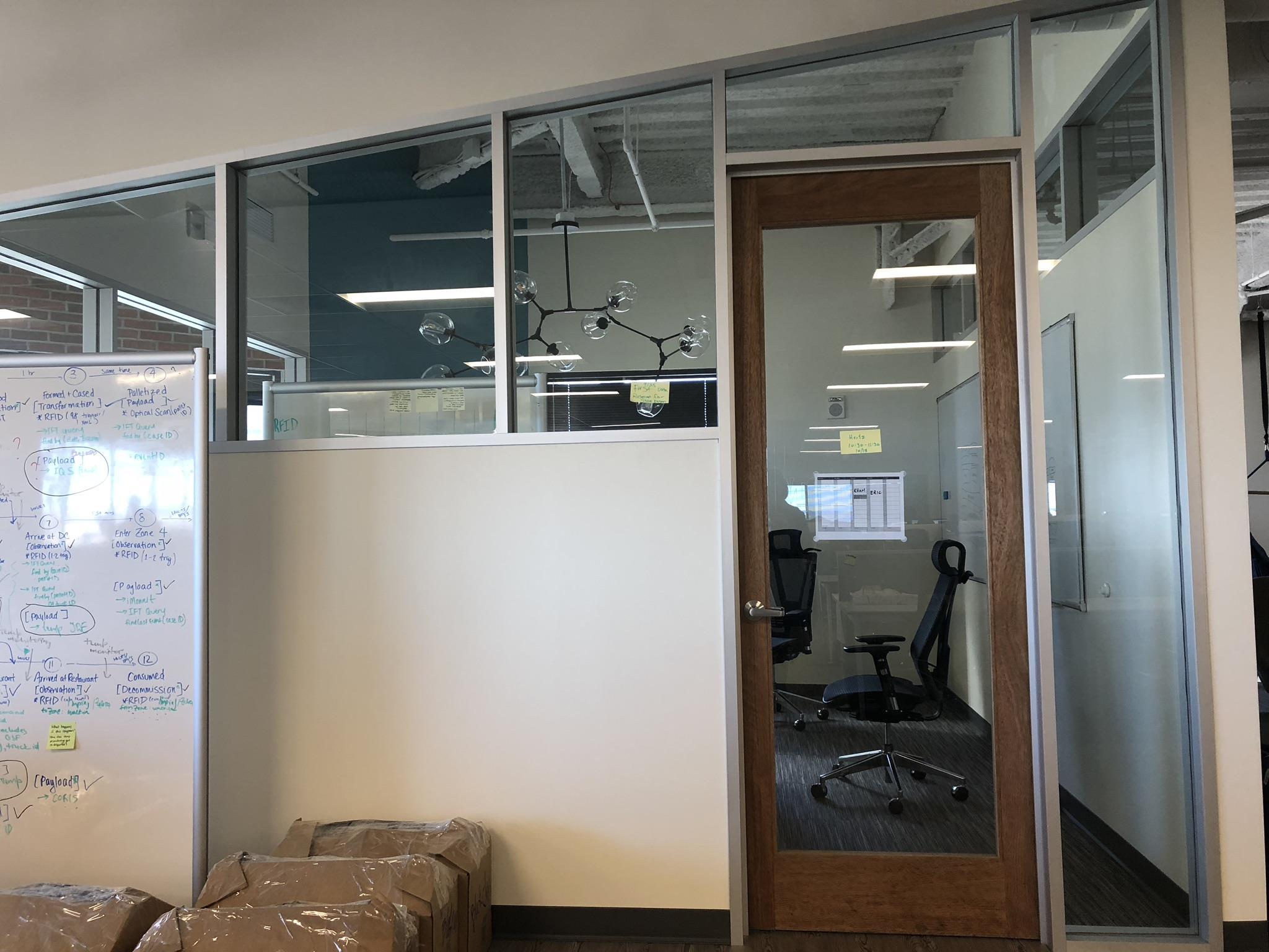 Coalition Jersey City - Windowed Team Office