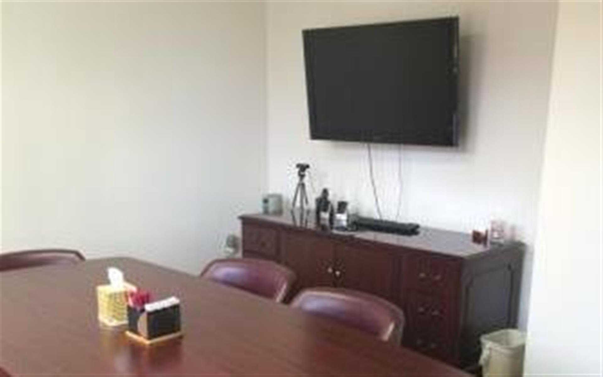 Summit City Reporting - Videoconference Room