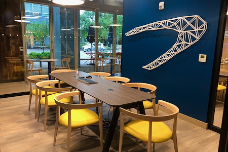 Capital One Cafe - Domain - Meeting Room 2