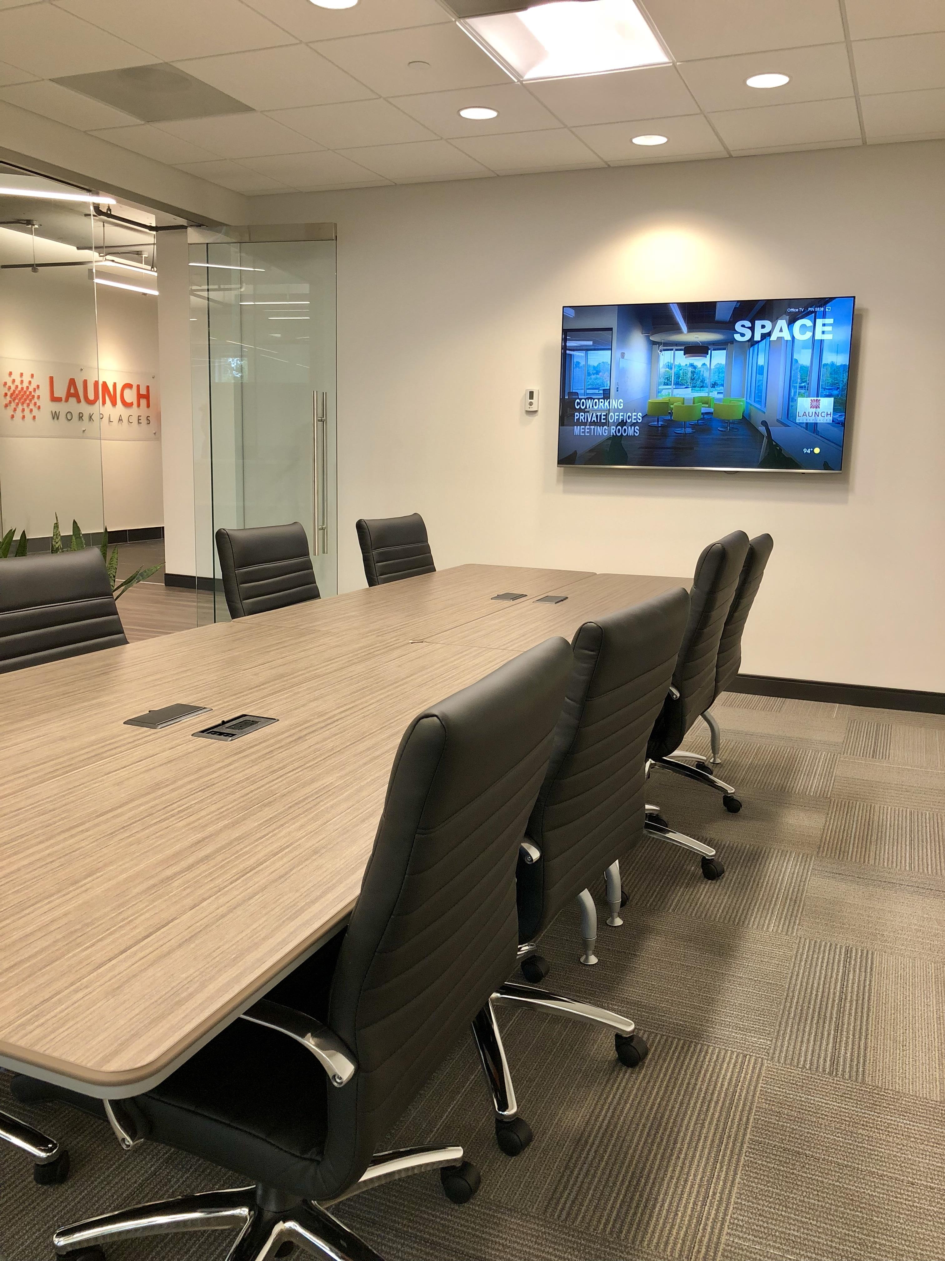 Launch Workplaces - Bethesda - Large Conference Room