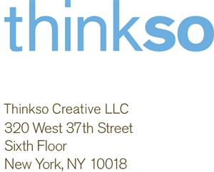 Logo of Thinkso Creative LLC - Team Space