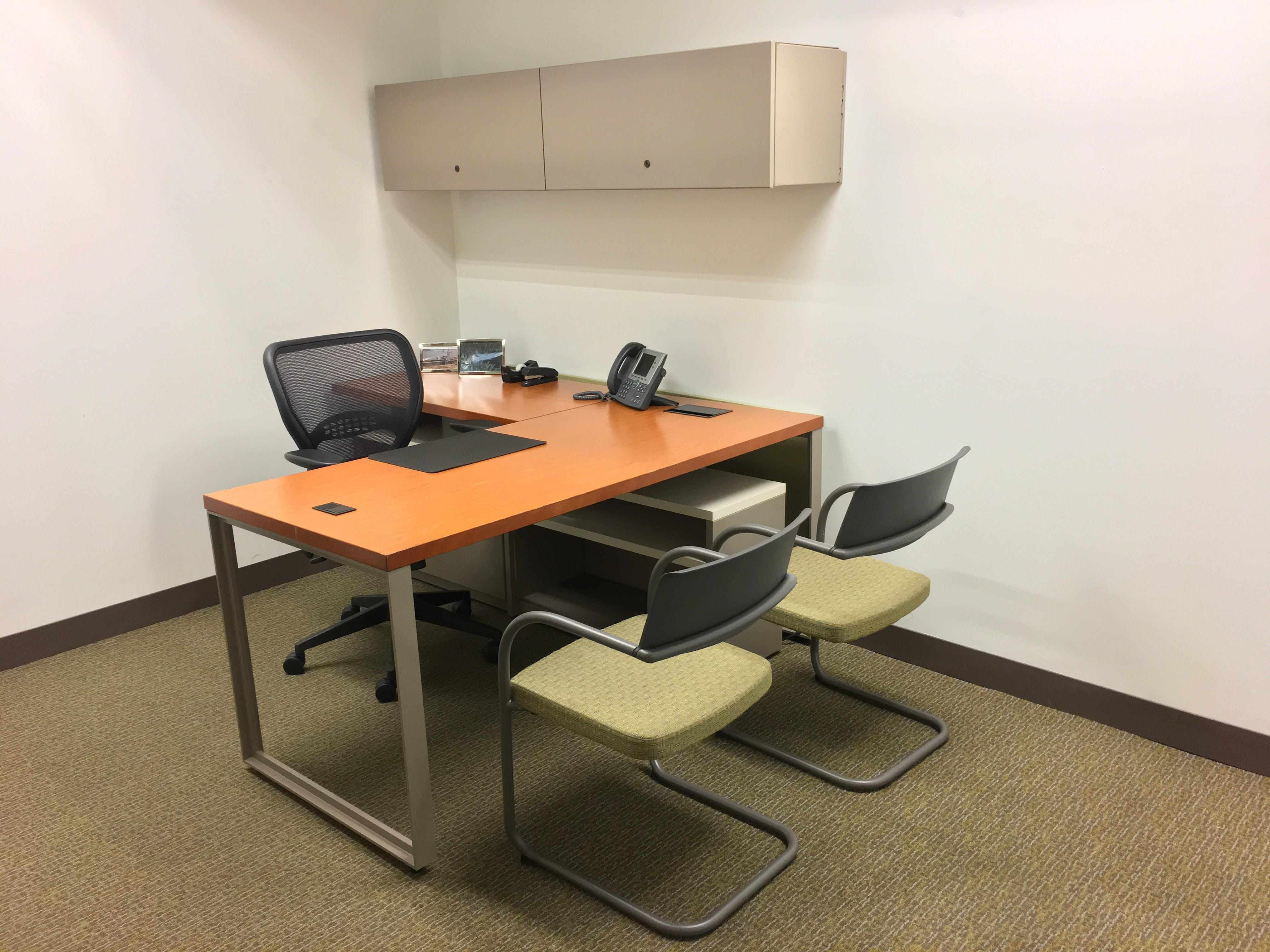 Carr Workplaces - Irvine Spectrum - All-inclusive for 1-person!