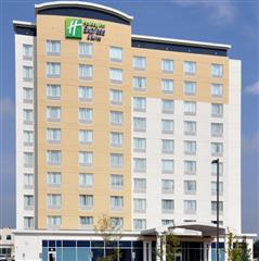 Host at Holiday Inn Express and Suites Toronto-Markham