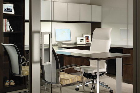 Sauceda Industries - Private Office