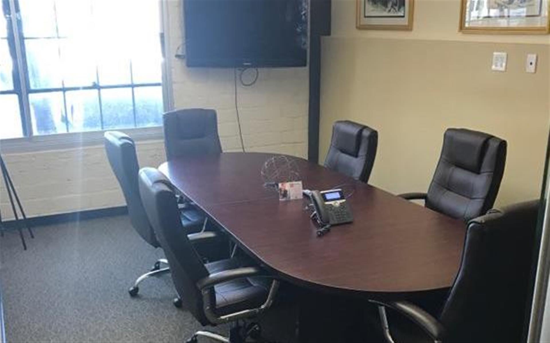 Huseby Charlotte - Conference Room B