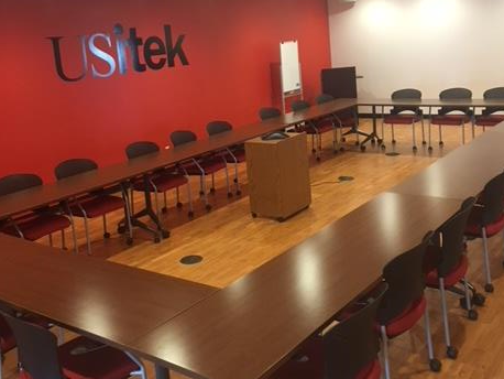 US itek, Inc. - Space to Rent - Conference room (32 People)
