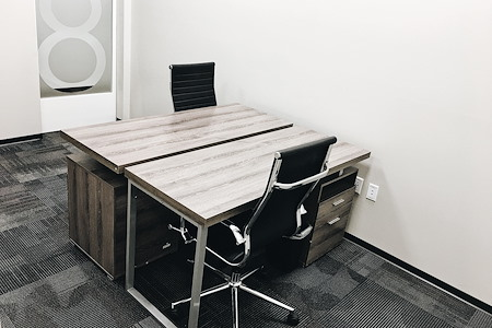 CUBE Executive Suites at Market Street - Large Private Office for One or Two