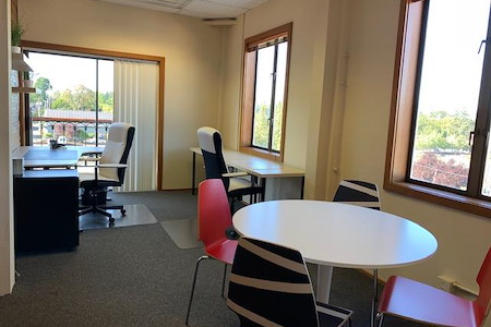 The 5th Floor - Private Office #4 - Avail Oct/Nov