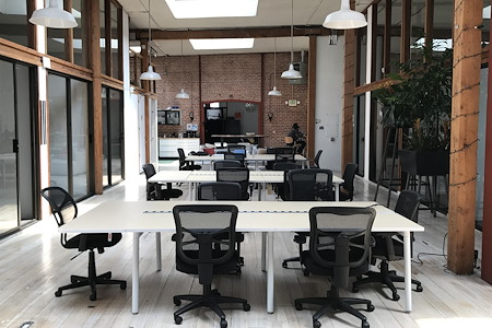 Starfish Mission - Emerging Tech Coworking Space - After Hours Floating Desk
