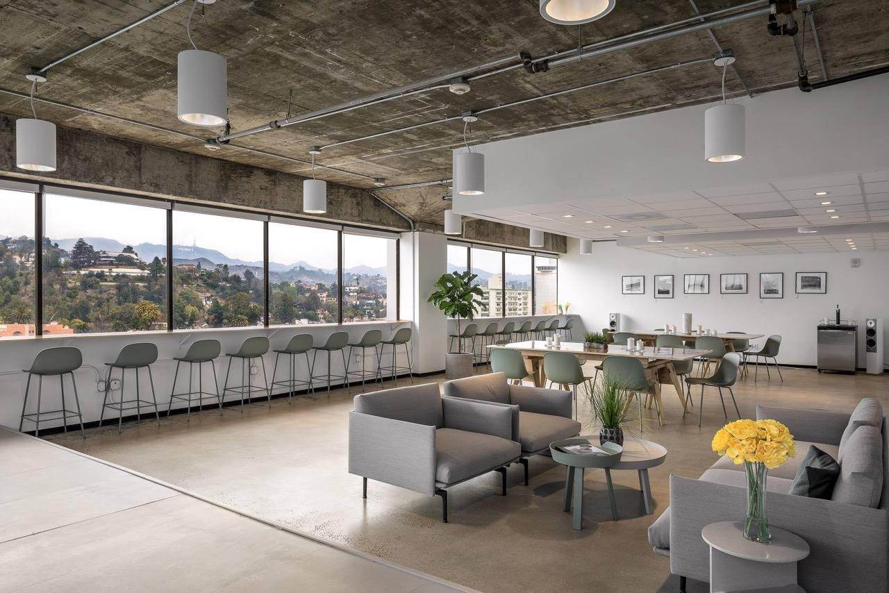 IgnitedSpaces - Hollywood Industrial Penthouse w/ Views