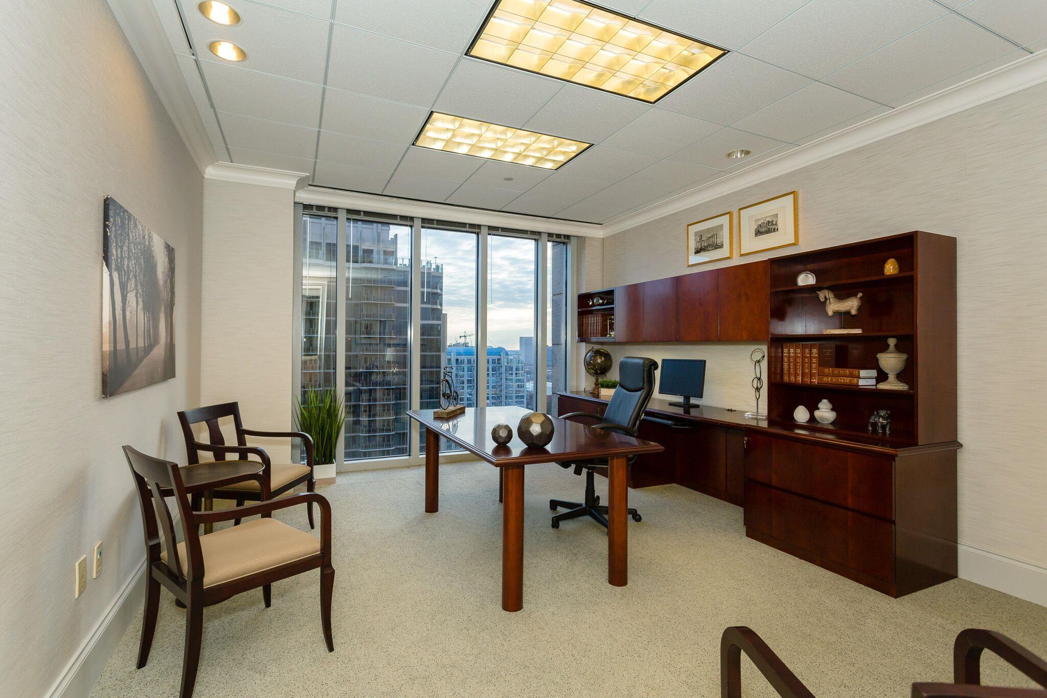 Nexus 1201 - Executive Window Office with City Views