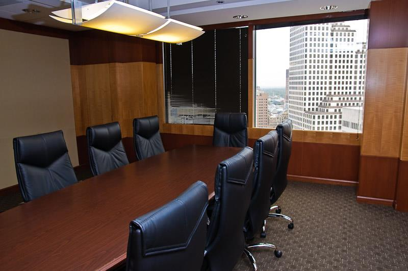 Executive Workspace - Austin - Large Conference Room