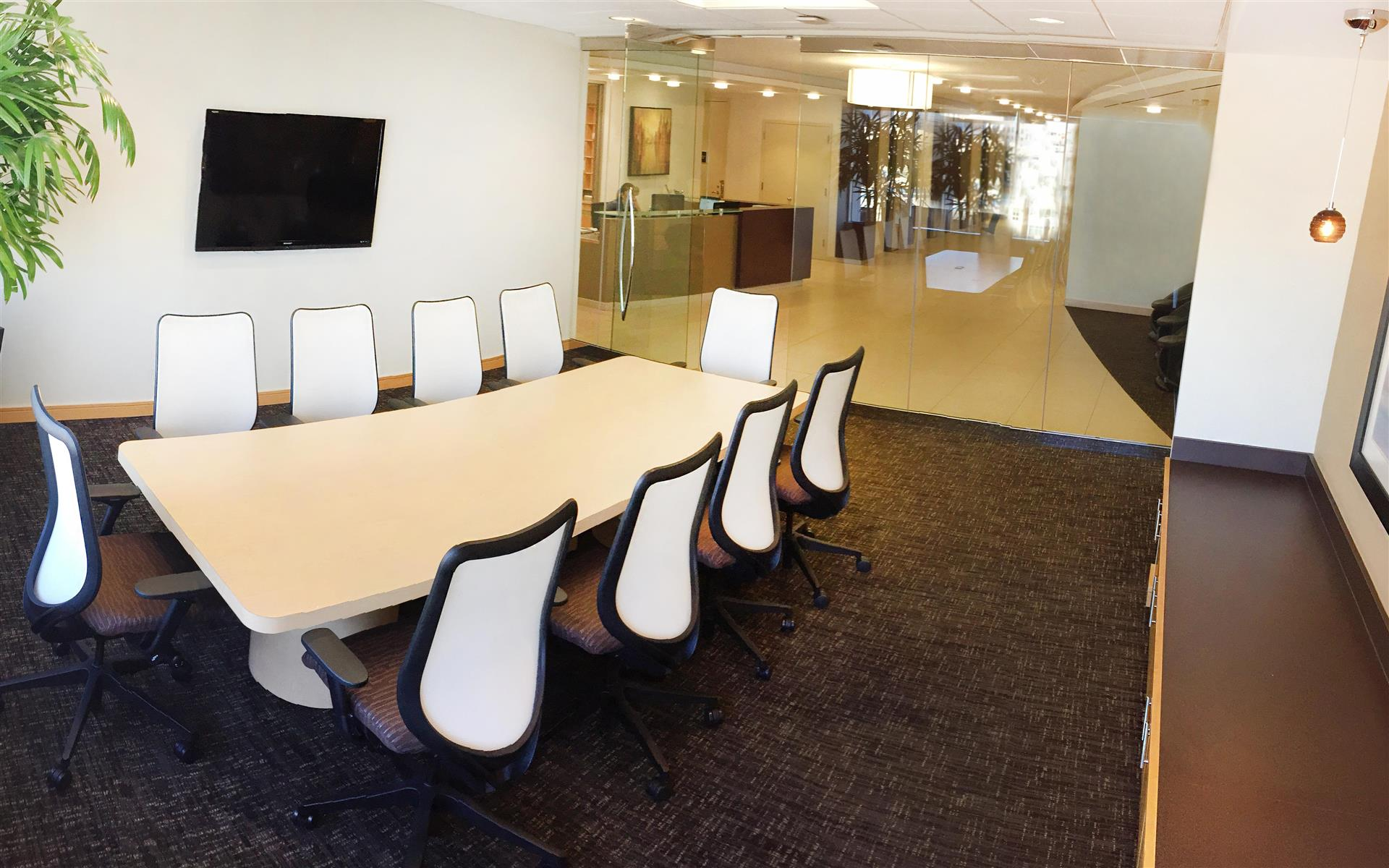 Metro Offices - Ballston - James Madison Meeting Room